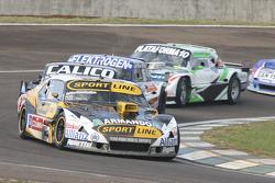 Leonel Pernia, Las Toscas Racing Chevrolet, dan Emanuel Moriatis, Alifraco Sport Ford, dan Santiago Mangoni, Laboritto Jrs Torino