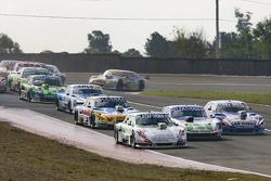 Santiago Mangoni, Laboritto Jrs Torino, dan Mathias Nolesi, Nolesi Competicion Ford, dan Matias Rodr