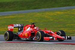 Antonio Fuoco, Ferrari SF15-T Piloto de pruebas