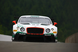 #83 Bentley Team HTP, Bentley Continental GT3