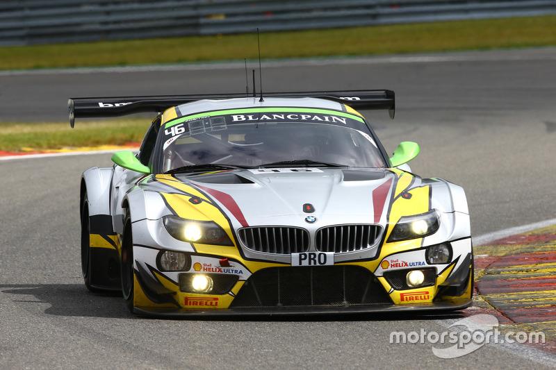 #46 Marc VDS Racing Team BMW Z4: Маркус Палттала, Нікі Катсбург