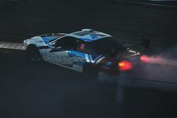 Антон Сваринский, NIssan Silvia S14 во время квалификации