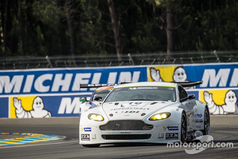#16 Alpha Classics Racing, GT2: Hiroyuki Akane, Andrew Jarman