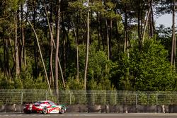 #61 AF Corse, Ferrari 458 GTE: Peter Ashley-Mann, Raffaele Giammaria, Matteo Cressoni