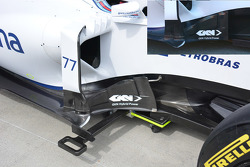 Williams vane detail
