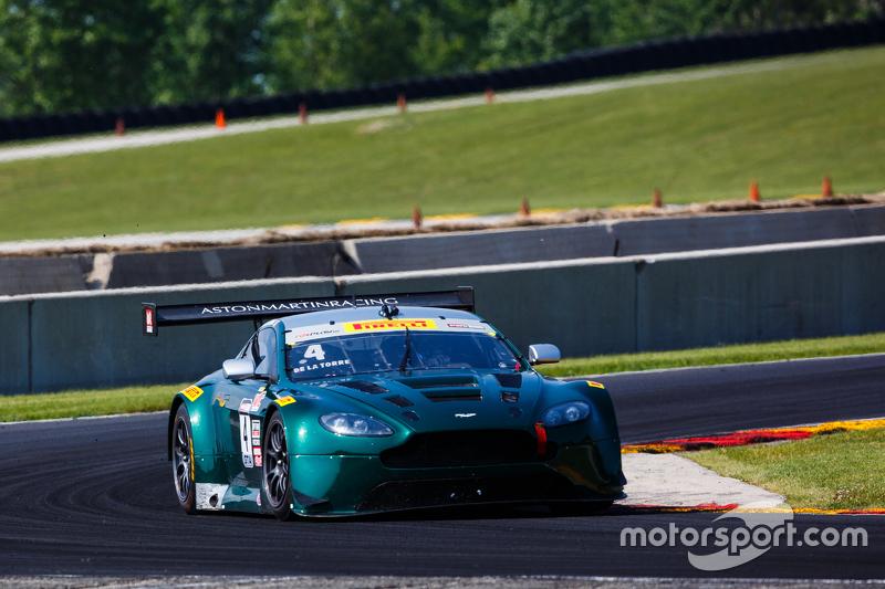 #4 De La Torre Racing Motor LLC, Aston Martin Vantage V12: Jorge De La Torre
