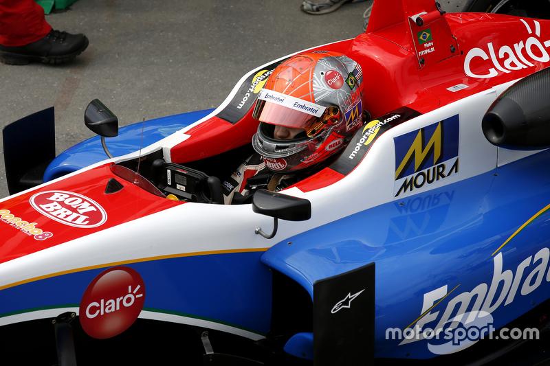 12 Pietro Fittipaldi, Fortec Motorsports Dallara Mercedes-Benz