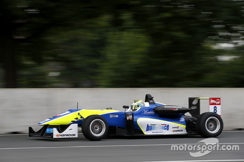 8 Alessio Lorandi, Van Amersfoort Racing Dallara Volkswagen