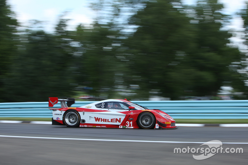 #31 Action Express Racing Corvette DP: Eric Curran, Dane Cameron