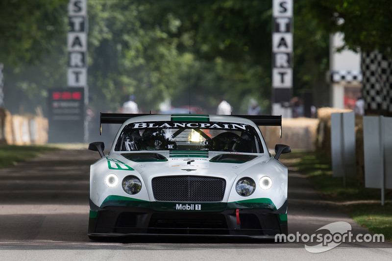 Bentley Continental GT3 - Guy Smith