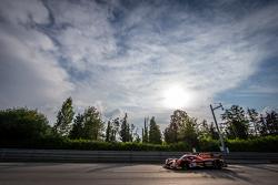 #28 G-Drive Racing Ligier JS P2: Ricardo González, Pipo Derani, Gustavo Yacaman