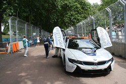 Safety car BMW i8