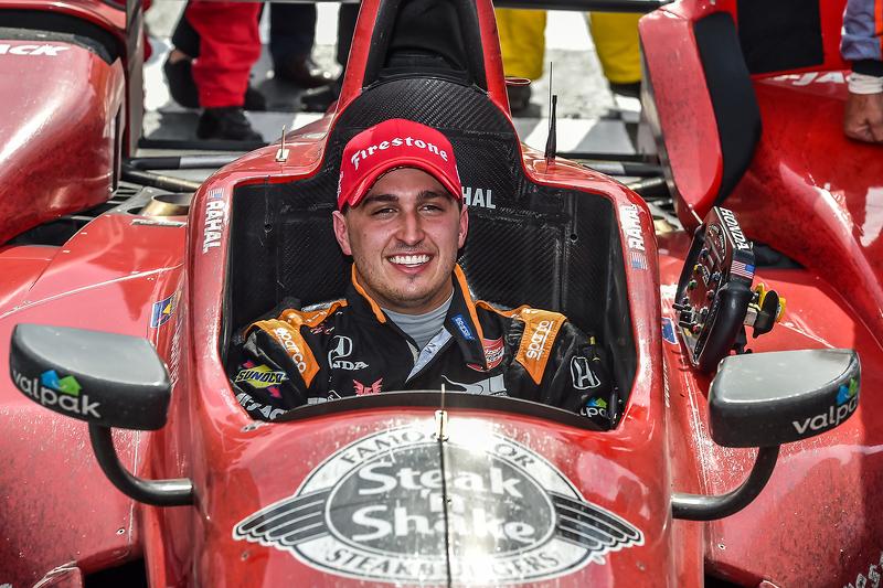 Juara balapan Graham Rahal, Rahal Letterman Lanigan Racing
