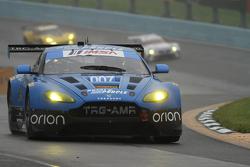 #007 TRG-AMR, Aston Martin V12 Vantage: Christina Nielsen, James Davison