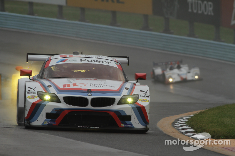 #24 BMW Team RLL, BMW Z4 GTE: John Edwards, Lucas Luhr