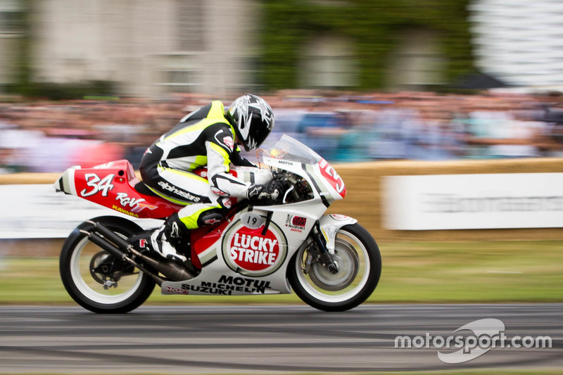 Lucky Strike и Kevin Schwantz/Suzuki
