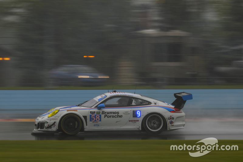 #58 Wright Motorsports Porsche 911 GT America: Madiсин Snow, Jan Heylen