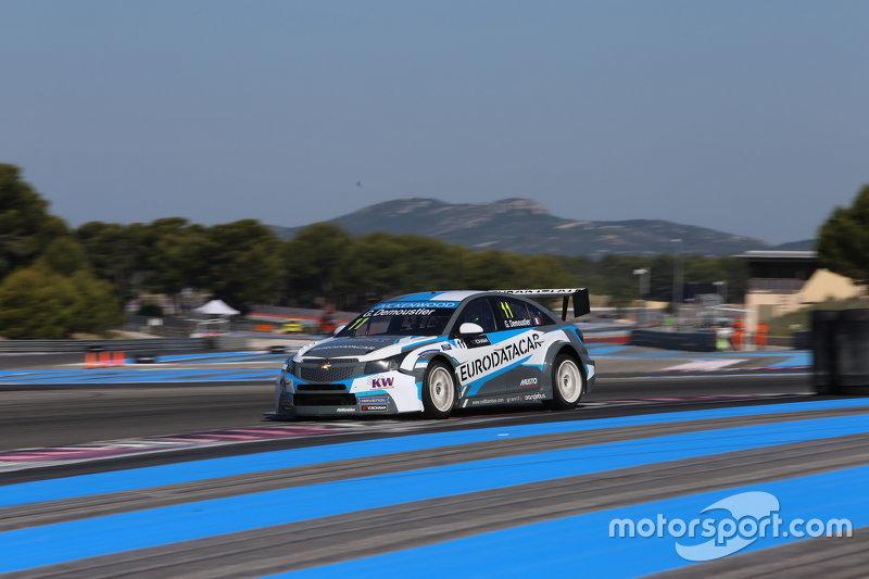 Gregoire Demoustier, Chevrolet RML Cruze TC1, Craft Bamboo Racing