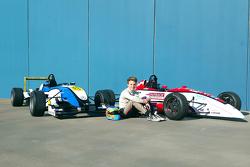 Luke Ellery bestreitet am gleichen Wochenende im Sydney Motorsport Park sowohl die Australische Formel 3 als auch die Formel Ford
