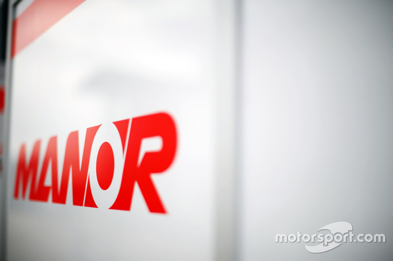 Manor F1 Team Logo