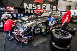 #35 Nissan GT Academy Nissan GT-R Nismo GT4