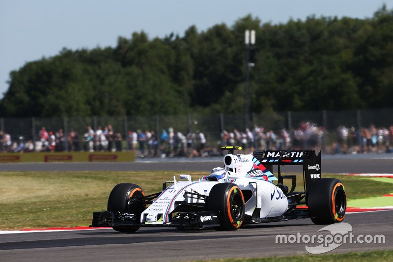 Susie Wolff, Williams FW37 Piloto de desarrollo