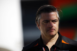 Енді Стівенсон, Sahara Force India F1 менеджер команди