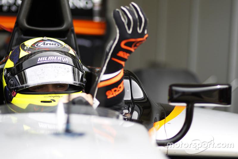 Nick Yelloly, Hilmer Motorsport