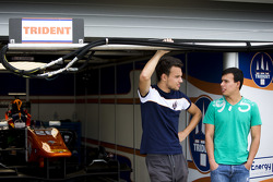 Luca Ghiotto, Trident and Oscar Tunjo, Trident