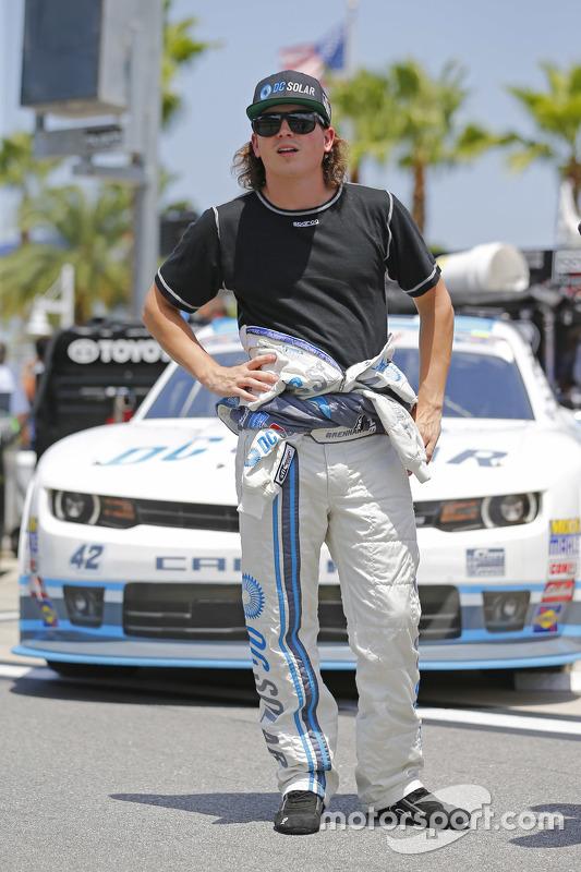 Brennan Poole, HScott Motorsports dengan Chip Ganassi