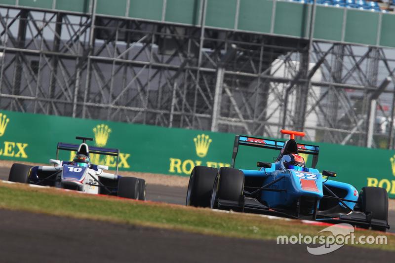 Ralph Boschung, Jenzer Motorsport, und Adderly Fong, Koiranen GP