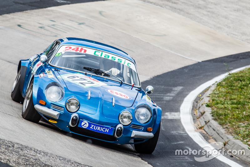 24 Stunden am Nürburgring, Historisch