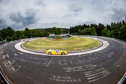 #49 Aston Martin Test Centre, Aston Martin V8: Ulrich Bez, Andreas Bänzinger, Mal Rose, Peter Leemhi
