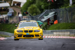 #106 MSC-Rhön e.V. im ADAC BMW 1 M Coupé: Harald Rettich, Fabrice Reicher, Dominique Nury, Richard Purtscher