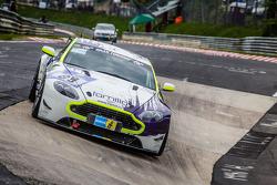 #89 Rent2Drive Racing, Aston Martin Vantage V8 GT4: Dmitriy Lukovnikov, Axel Jahn, Michael Heimrich, Bernd Kleeschulte