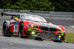 #20 Schubert Motorsport BMW Z4 GT3: Dominik Baumann, Claudia Hürtgen, Jens Klingmann, Martin Tomczyk
