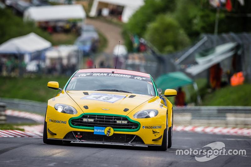 #49 Aston Martin Test Centre Aston Martin V8: Ulrich Bez, Andreas Bänzinger, Mal Rose, Peter Leemhiu