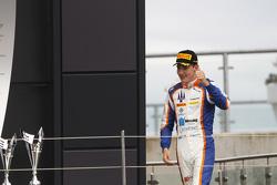 Second place Raffaele Marciello, Trident