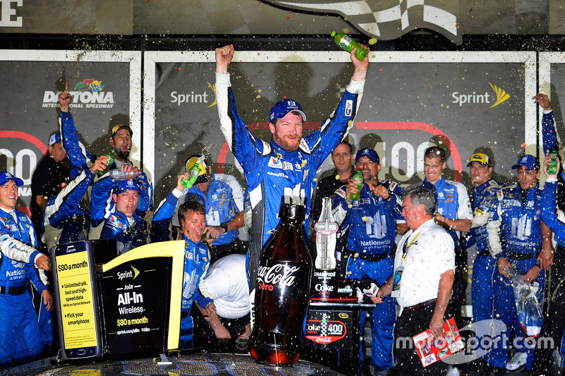 2015, Daytona 2: Dale Earnhardt Jr. (Hendrick-Chevrolet)