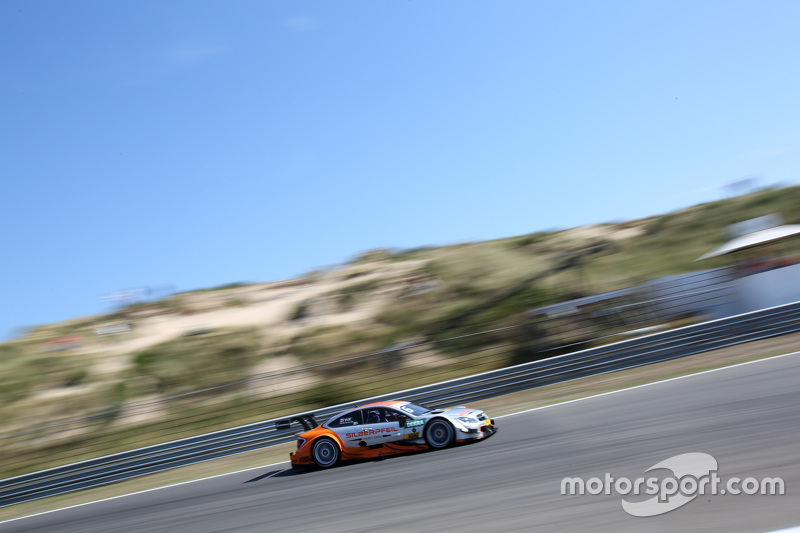 6 Robert Wickens, HWA AG Mercedes-AMG C63 DTM