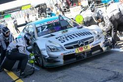 12 Даніель Хункаделла, Mücke Motorsport Mercedes-AMG C63 DTM