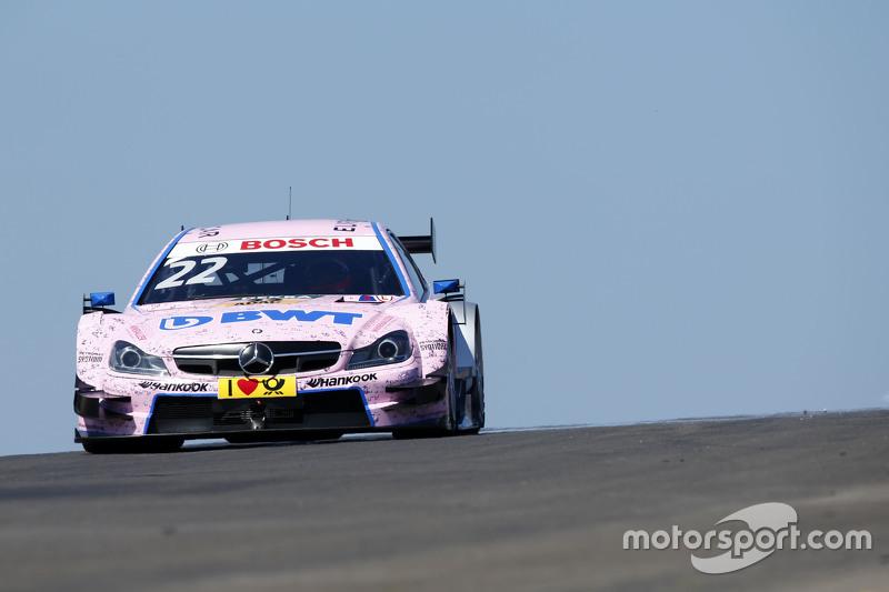 Lucas Auer, ART Grand Prix Mercedes-AMG C 63 DTM
