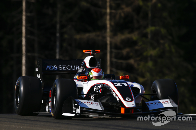 Louis Deletraz, Comtec Racing