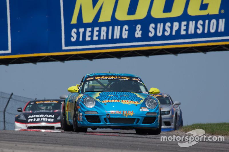 #13 Rum Bum Racing Porsche 911: Matt Plumb, Hugh Plumb
