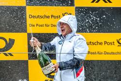 Charly Lamm, chefe do BMW Team Schnitzer