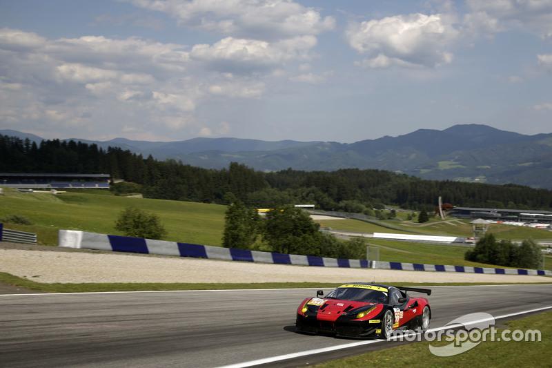 #56 AT Racing Ferrari F458 Italia: Alexта er Talkanitsa Sr., Alexта er Talkanitsa Jr., Алессандро П'єр Гуіді