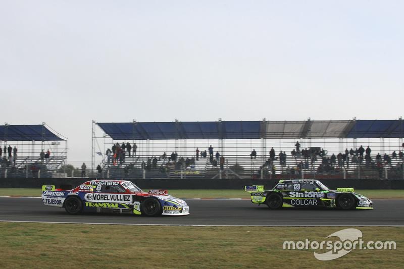 Mauro Giallombardo, Maquin Parts Racing Ford ve Juan Martin Trucco, JMT Motorsport Dodge