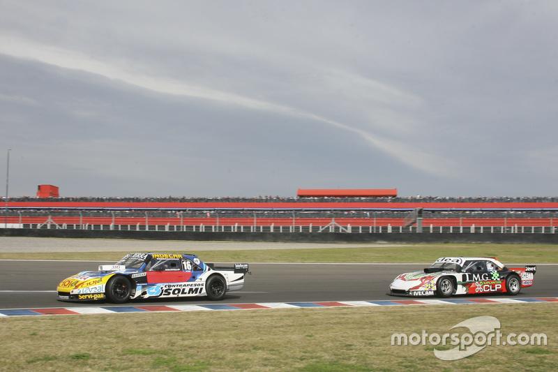 Luis Jose di Palma, Inde car Racing Torino, dan Norberto Fontana, Laboritto Jrs Torino