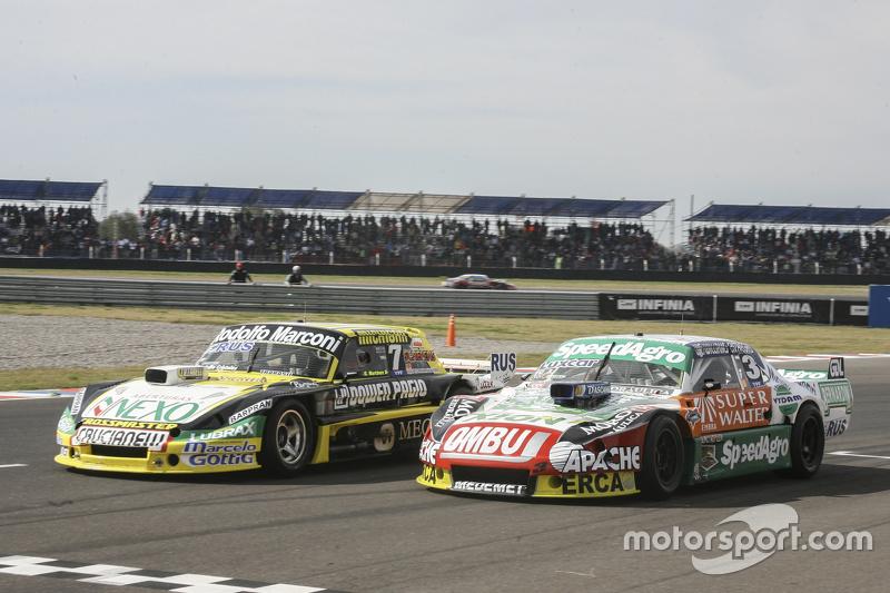 Omar Martinez, Martinez Competicion Ford and Facundo Ardusso, Trotta Competicion Dodge
