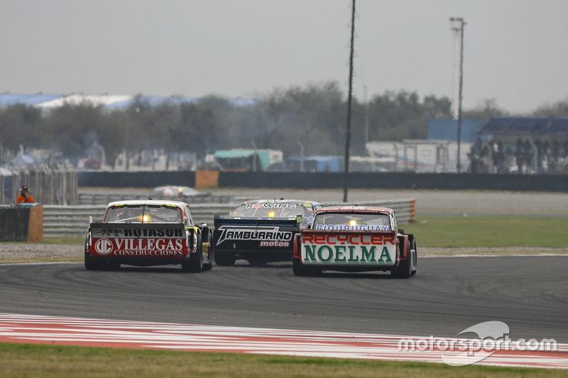 Juan Pablo Gianini, JPG Racing Ford dan Diego de Carlo, JC Competicion Chevrolet dan Nicolas Bonelli